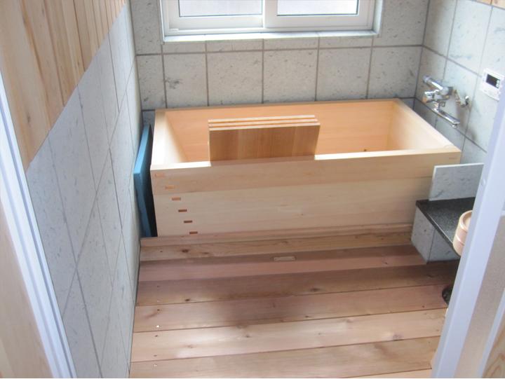 浴室内装材 施工事例