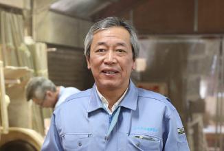 志水木材産業株式会社 代表取締役 志水 弘樹