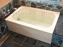 角丸デラックス木風呂・檜風呂