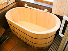 和モダン型木風呂・檜風呂