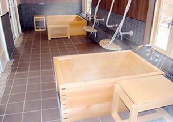 福祉施設のお風呂