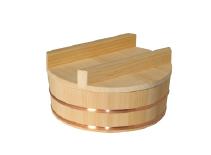 寿司桶(蓋付き)