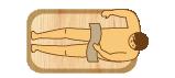 角丸型木風呂の価格表 角丸型1300