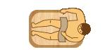 角丸型木風呂の価格表 角丸型1000