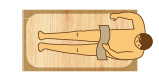 角丸デラックス木風呂の価格表 角丸デラックス型1500