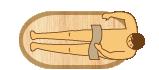 小判型木風呂の価格表 小判型1500