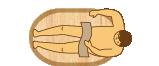 小判型木風呂の価格表 小判型1200