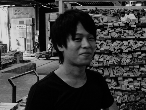 Yuusyou Oohashi 養峰・桶部門担当