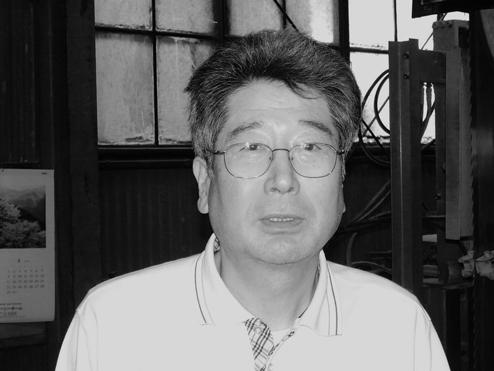Hiroshi Kashiwagi 製材部門担当