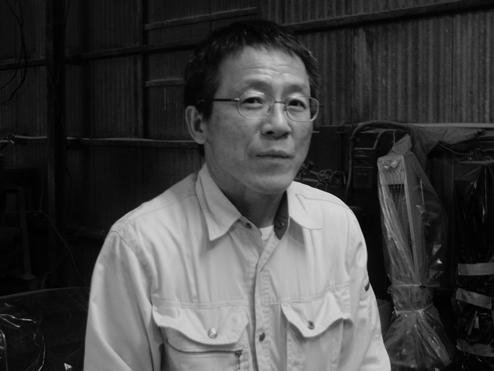 Husahito Sakurai 製材部門担当