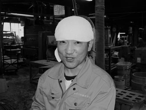 Masaharu Hanai 寿司桶、おひつ担当