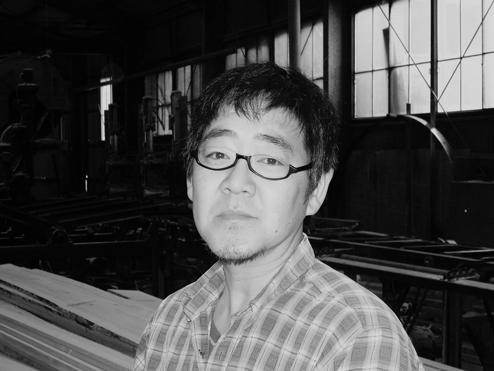 Kousaku Harada 製材部門担当