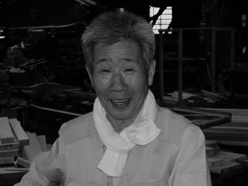 Kouji Hirata 風呂桶製作担当