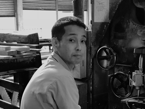 Satsuki Kondou 製材部門担当