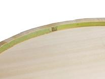 51cm以上の飯台は、底に竹を巻いて補強しています。