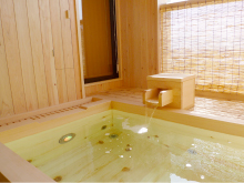 ホテル・旅館 客室風呂、貸切風呂