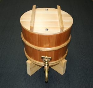 木桶ピッチャー