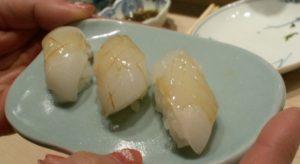 こんな小さな握り寿司がいい